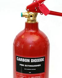 2kg carbon dioxide fire extinguisher